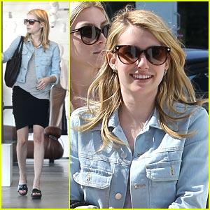 Emma Roberts: 'Scream 5' On The Way?