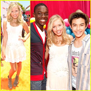 Supah Ninjas 'Party' with Victorious