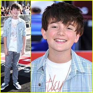 Greyson Chance: I Needed Something To Get Me Back On My Feet