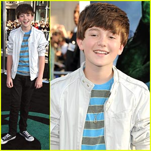 Greyson Chance Makes It 'Green'