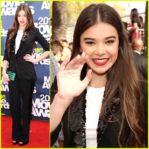 Hailee Steinfeld - MTV Movie Awards 2011