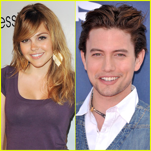 Jackson Rathbone 'Aims High' for Aimee Teegarden
