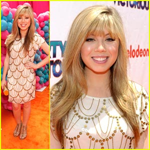 Jennette McCurdy is 'iParty' Pretty