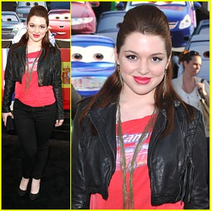 Jennifer Stone is 'Cars 2' Cool