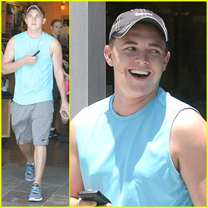 Jesse McCartney: 'Wanted' In Beverly Hills