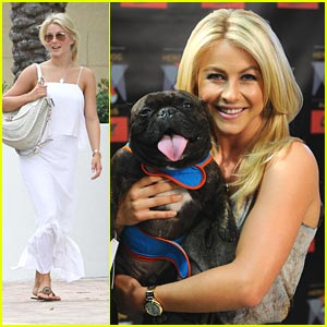 Julianne Hough: Hero Dog Awards!