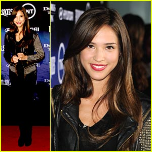 Kelsey Chow: 'Falling Skies' Studded