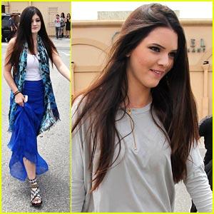 Kendall Jenner: Bye, Bye Blackberry