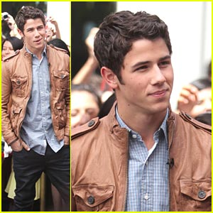 Nick Jonas is a Grove Guy