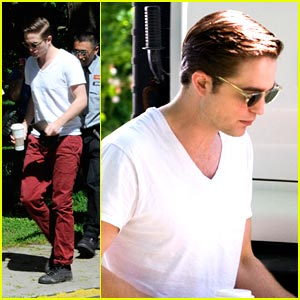 Robert Pattinson Wants To Win Best Kiss