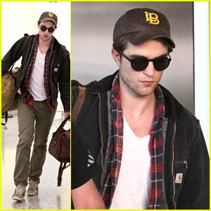 Robert Pattinson: Back To Toronto!