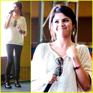 Selena Gomez: 'I Love Being Cordelia'