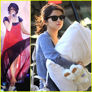 Selena Gomez: Goodbye, Toronto!