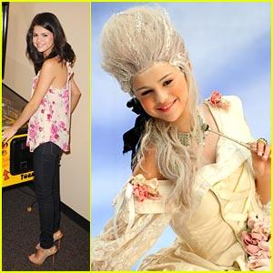 Marie Antoinette? Nope, That's Just Selena Gomez
