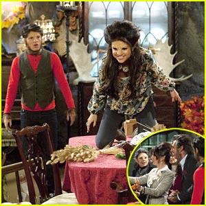 Selena Gomez Meets The Werewolves