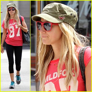 Ashley Tisdale is a Wildfox