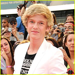 Cody Simpson: 'US Open' Performer!