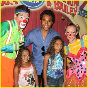 Corbin Bleu is Fully Charged