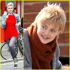 Dakota Fanning: 'Now Is Good' Time To Run