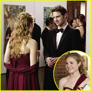 Grey Damon: 'Nothing Compares' to Skyler Samuels