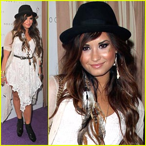 Demi Lovato: Noon by Noor Launch!