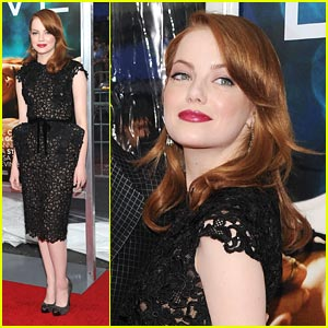 Emma Stone is 'Crazy, Stupid, Love' Lovely