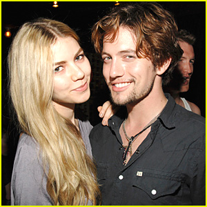 Jackson Rathbone Hosts 'Girlfriend' After Party