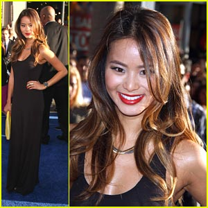 Jamie Chung: 'Captain America' Premiere