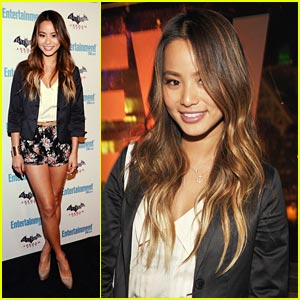 Jamie Chung: X-Men Destiny at Comic-Con!