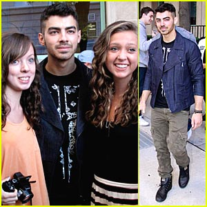 Joe Jonas: Fast Life to Fashion?