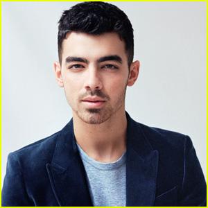 Joe Jonas: 'Mr. Porter' Man