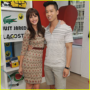 Leighton Meester: Video Interview with Just Jared!