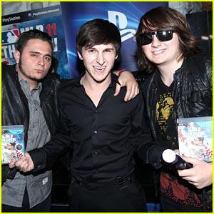 Inside Mitchel Musso's 20th Birthday Party!