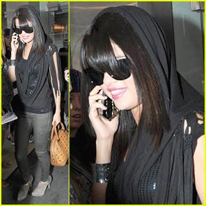 Selena Gomez is a Pathetic Polo Player