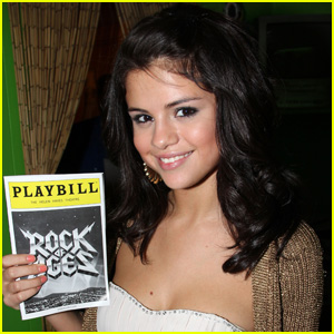 Selena Gomez: 'Rock of Ages' Gal!