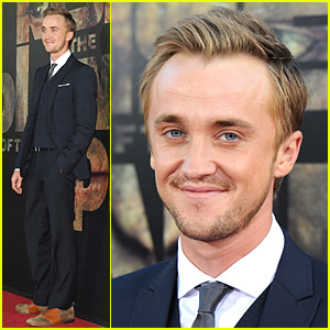 Tom Felton: 'Rise of the Planet of the Apes' Premiere