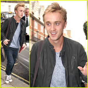 Tom Felton: Coming To Chicago Soon!