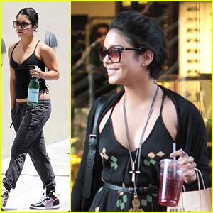 Vanessa Hudgens: Bloomingdales Beautiful