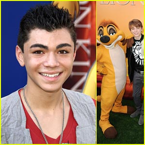 Adam Irigoyen, Dylan Riley Snyder & Davis Cleveland: Lion Kings!