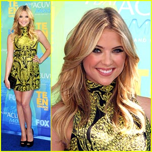 Ashley Benson -- Teen Choice Awards 2011