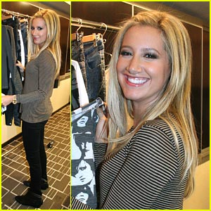 Ashley Tisdale: I Would Wear Hollywood Era Collection