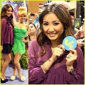 Brenda Song: Chloe is the Ultimate Fairy