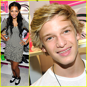Cody Simpson: Making Magic With Jessica Jarrell