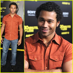 Corbin Bleu Scrubs Up for 'Nurse 3D'