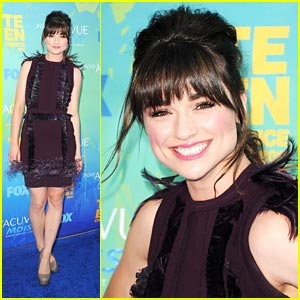 Crystal Reed - Teen Choice Awards 2011