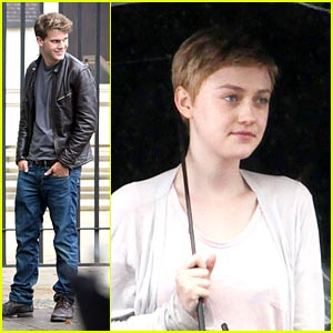 Dakota Fanning: 'Now Is Good' For a Rainy Day