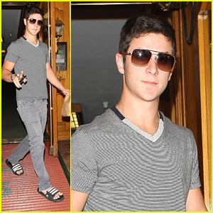David Henrie Joins 'Little Boy'