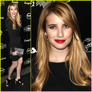 Emma Roberts: Heading To College!