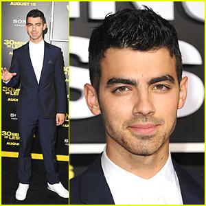 Joe Jonas: '30 Minutes Or Less' Premiere!