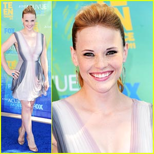 Katie Leclerc - Teen Choice Awards 2011